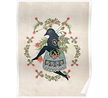 Bird dance Poster