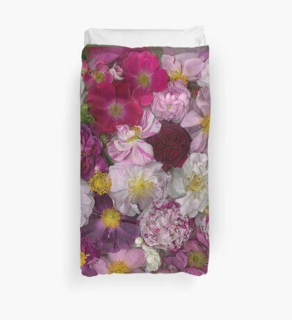 Bed of Roses Duvet Cover