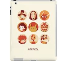Ghibli Collection iPad Case/Skin