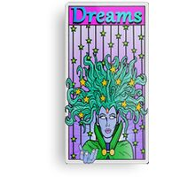 """Dreams"" Tarot Card Metal Print"