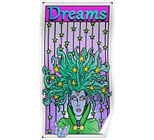 """Dreams"" Tarot Card Poster"