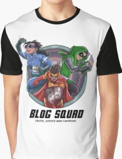 SheVibe Presents - The Blog Squad Graphic T-Shirt