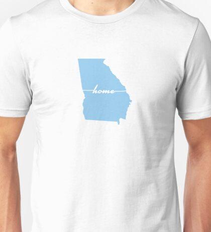 georgia on my mind Unisex T-Shirt