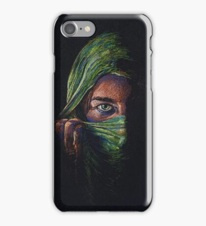 Beyond the Veil iPhone Case/Skin