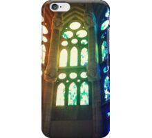Sagrada Familia iPhone Case/Skin