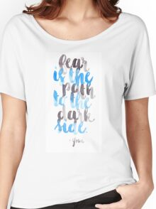 Path to the Dark Side Women's Relaxed Fit T-Shirt