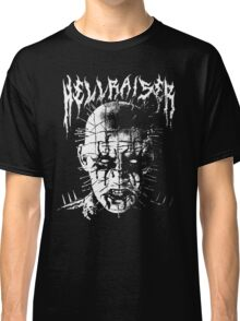Black Metal Pinhead Classic T-Shirt