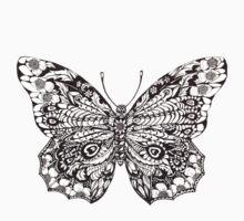 Decorative Butterfly by Julia Fonnereau