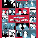 British Comedy Double Acts by Stephen Wildish