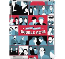 British Comedy Double Acts iPad Case/Skin