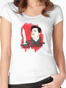 ingloriuos Women's Fitted Scoop T-Shirt