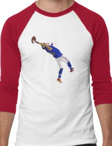 Odell Beckham Jr Catch of the Year Men's Baseball ¾ T-Shirt