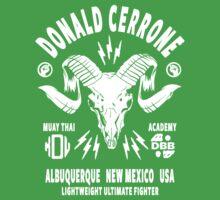 Donald Cerrone Muay Thai Academy Baby Tee
