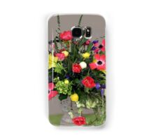 Multi-Colored Arrangement Samsung Galaxy Case/Skin