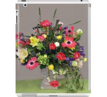 Multi-Colored Arrangement iPad Case/Skin