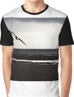 Seagull Graphic T-Shirt