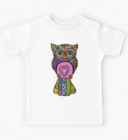 Suger Owl Kids Tee