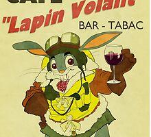 Flying Rabbit by Daviz Industries