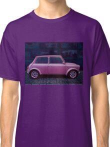 Austin Mini Cooper Painting Classic T-Shirt