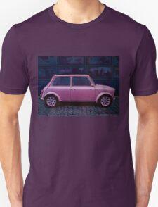 Austin Mini Cooper Painting Unisex T-Shirt