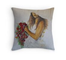 """A day I'll remember"" Throw Pillow"