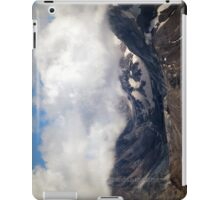 Mount St Helens lava dome iPad Case/Skin