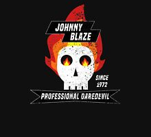 Johnny Blaze Professional Daredevil Unisex T-Shirt