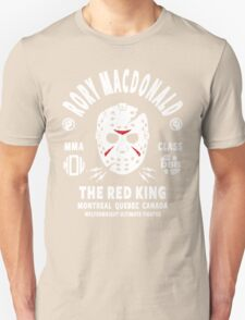 Rory Macdonald The Red King Unisex T-Shirt