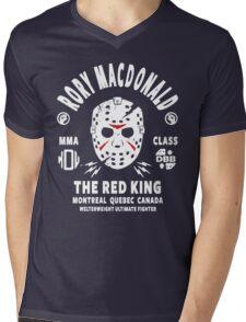 Rory Macdonald The Red King Mens V-Neck T-Shirt
