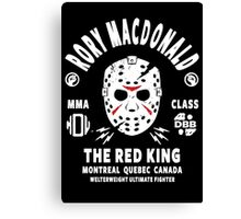 Rory Macdonald The Red King Canvas Print