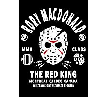 Rory Macdonald The Red King Photographic Print