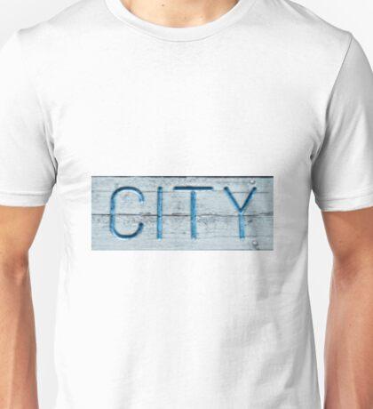 City Girl Unisex T-Shirt