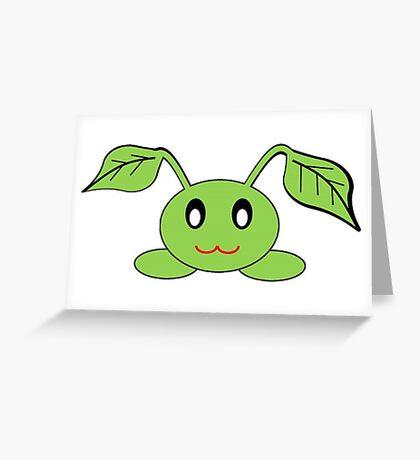 VEGETABLES T-SHIRT Greeting Card