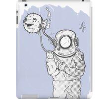 Deep-Sea Puff iPad Case/Skin