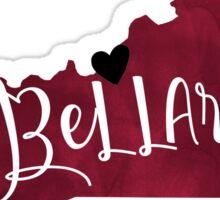 Bellarmine Sticker