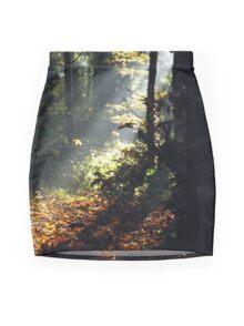 Autumn Magic Mini Skirt