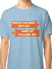 Dad's Army –Would You Mind Awfully...? Classic T-Shirt