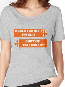 Dad's Army –Would You Mind Awfully...? Women's Relaxed Fit T-Shirt