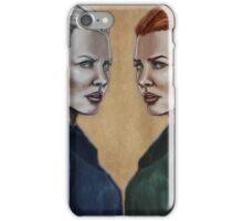 The Hobbit- Silver & Silvan Tauriel iPhone Case/Skin