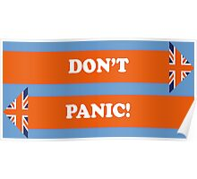 Dad's Army –Don't Panic! Poster
