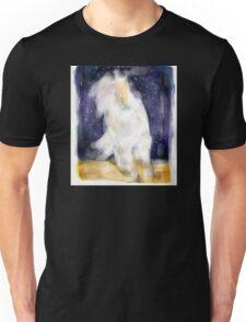 White Horse Conqueror Unisex T-Shirt