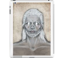 The Elders Scrolls- Skyrim- Nord Man iPad Case/Skin