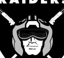 X-Wing Raiders Sticker