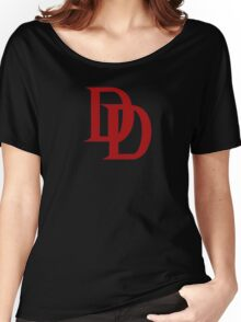 The Devil of Hells Kitchen Women's Relaxed Fit T-Shirt