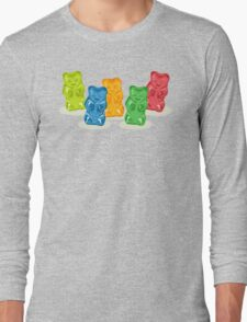 Gummy Bears Gang Long Sleeve T-Shirt