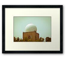 Radar Love Framed Print