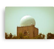 Radar Love Canvas Print