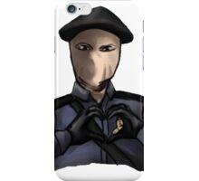 T Side iPhone Case/Skin