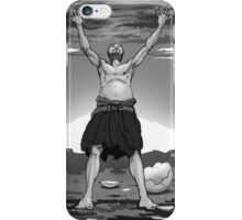 Pangu, The Man. iPhone Case/Skin