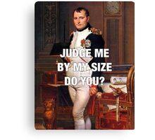Napoleon x Star Wars Canvas Print